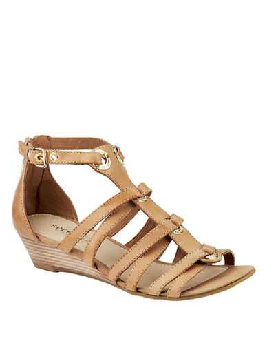 SPERRY TOP-SIDER Grace Demi Wedge Sandals