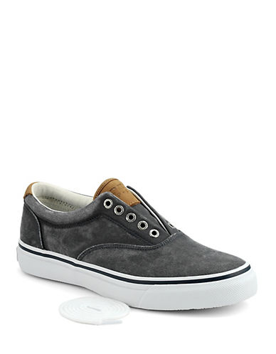 SPERRY TOP-SIDERStriper CVO Canvas Sneakers