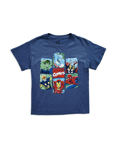 MAD ENGINE Boys 8-20 Superhero Graphic T Shirt