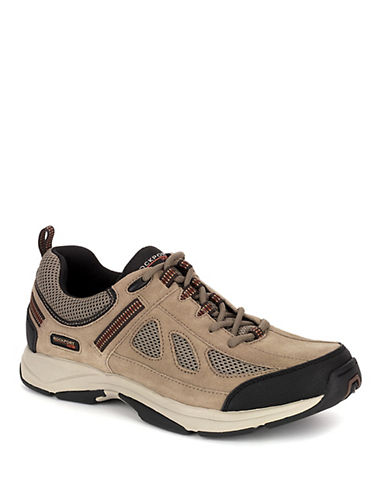 ROCKPORTRock Cove Leather Sneakers