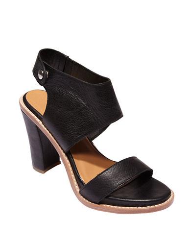 DOLCE VITAGwendolyn High-Heel Leather Sandals