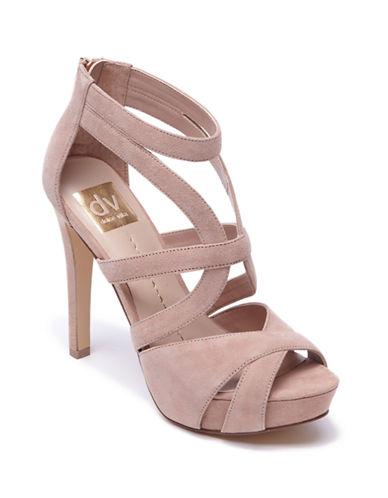 DV BY DOLCE VITABalla Suede High-Heel Sandals