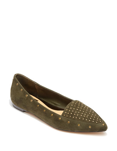 DV BY DOLCE VITALeena Studded Suede Flats