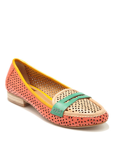 DV BY DOLCE VITA Edlyn Leather Loafers