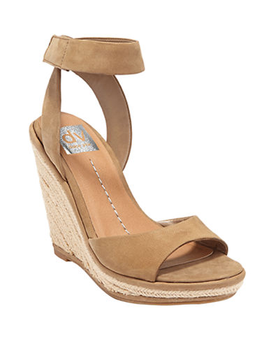 DV BY DOLCE VITA Tonya Leather Espadrilles
