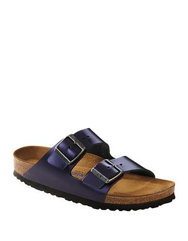 BIRKENSTOCKArizona SFB Leather Sandals