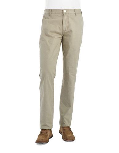 BLACK BROWN 1826Twill Pants