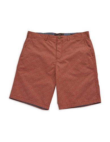 BLACK BROWN 1826Twill Shorts