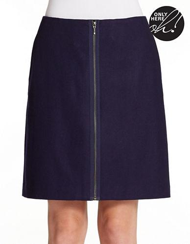 LORD & TAYLORJacquard Pencil Skirt