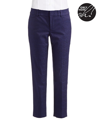 LORD & TAYLORKelly Ankle Pants