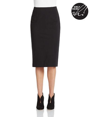424 FIFTHMid Calf Pencil Skirt