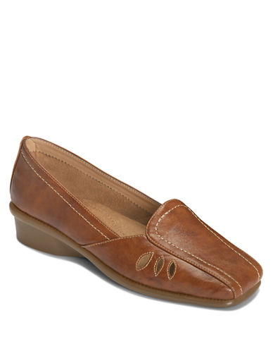 AEROSOLESMedieval Synthetic Leather Loafers