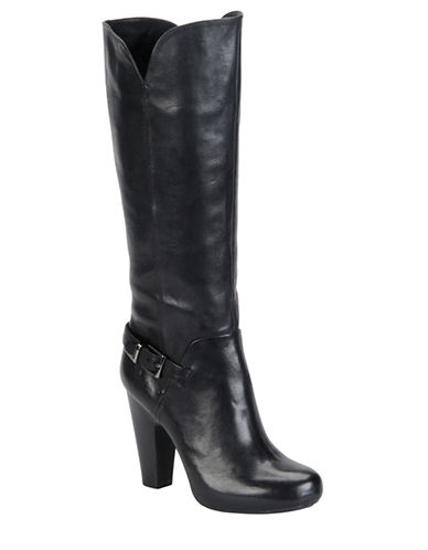 SOFFT Felicia High-Heel Leather Boots