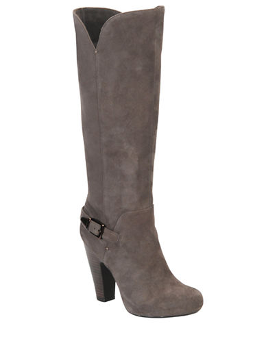 SOFFT Felicia High-Heel Suede Boots