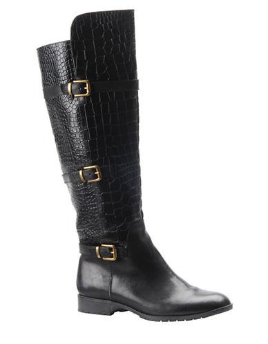 ISOLA Gabriella Leather Knee-High Boots