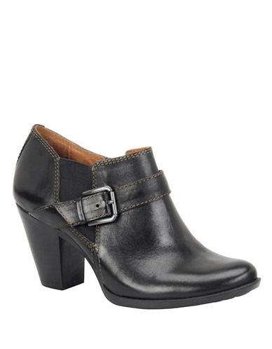 SOFFT Nell High-Heel Leather Ankle Boots