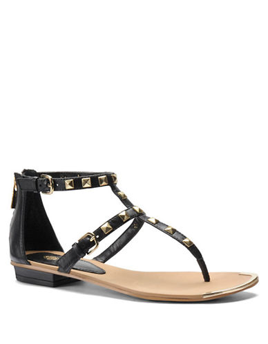 ISOLA Adie Nappa Leather Thong Sandals
