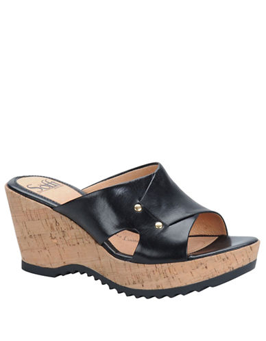 SOFFTSancia Wedge Sandals