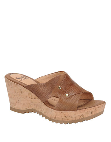 SOFFT Sancia Wedge Sandals