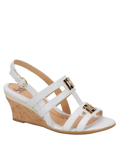 SOFFT Petra Cork Wedges