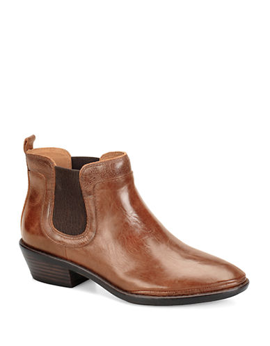 Buy Vesna Leather Chelsea Boots by Sofft online