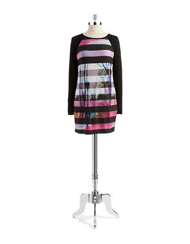 TRINA BY TRINA TURKGraphic Shirt Dress