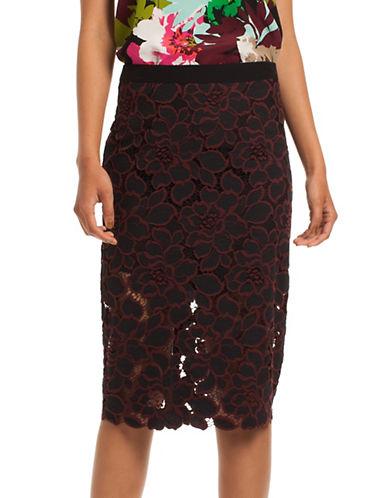 Trina Turk Bretta Lace Skirt