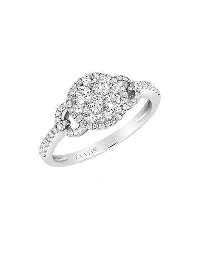 LEVIAN14 Kt. White Gold Diamond Ring