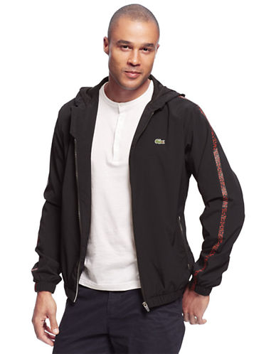 LACOSTEWater-Repellant Sport Jacket