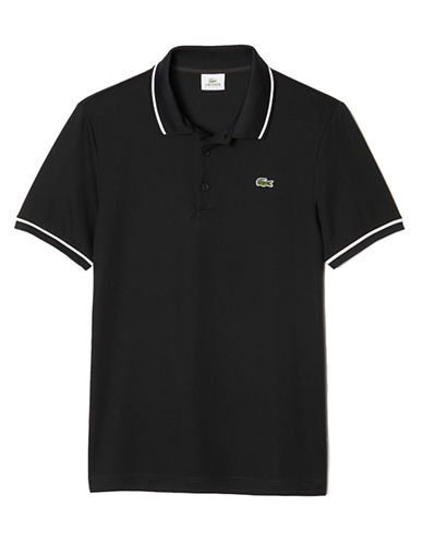 LACOSTEPiped Stretch Sport Polo
