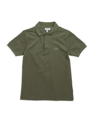 LACOSTEBoys 8-20 Classic Polo Shirt
