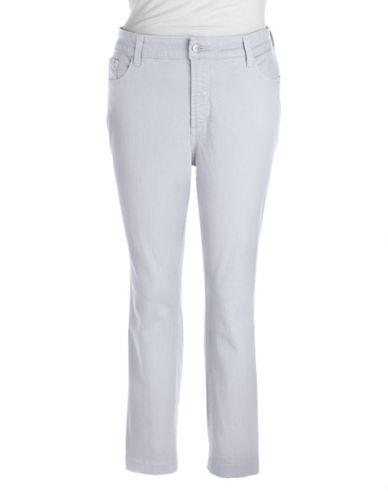 NYDJ PLUSPlus Audrey Ankle Jeans