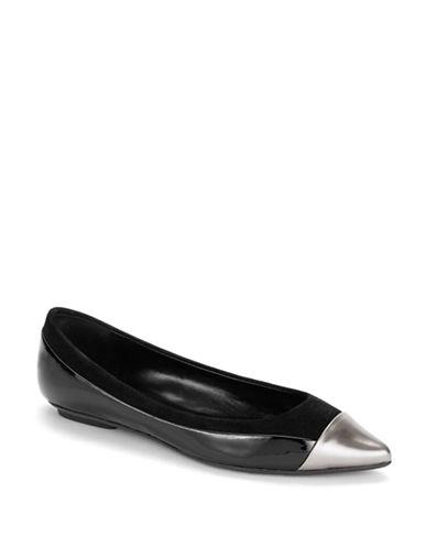 ELIE TAHARICap Toe Flats