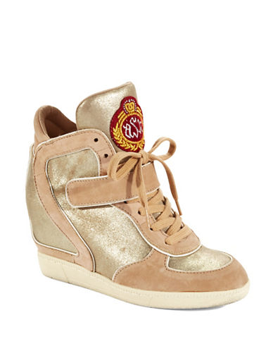 ASH Brendy Wedge Sneakers