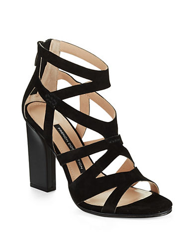 FRENCH CONNECTION Isla Strappy Heels