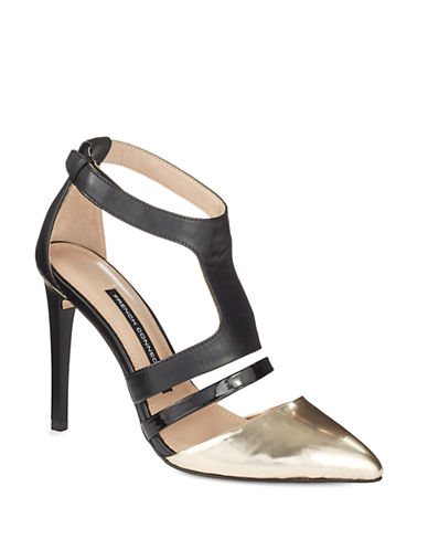 FRENCH CONNECTION Melania Stiletto Pumps