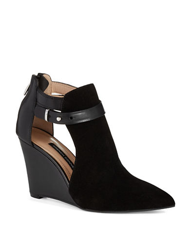 FRENCH CONNECTIONBlyss Pointed Toe Wedges