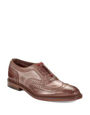 Allen Edmonds Neumok Wingtip Shoes