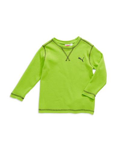 PUMABoys 2-7 Thermal Long Sleeved Shirt