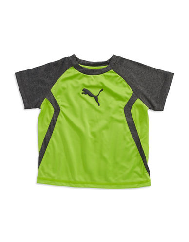 PUMABoys 2-7 Contrast Active Shirt