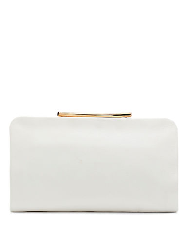 VINCE CAMUTOElla Leather Clutch