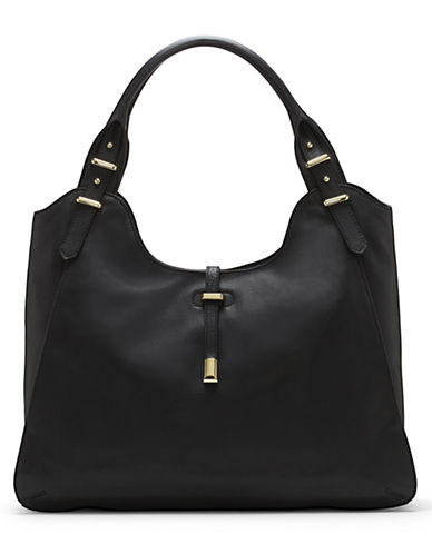 VINCE CAMUTO Molly Leather Tote Bag