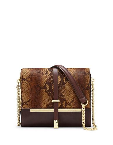 VINCE CAMUTOLeila Leather Shoulder Bag