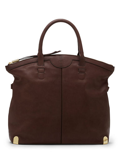 VINCE CAMUTO Pilar Leather Tote Bag