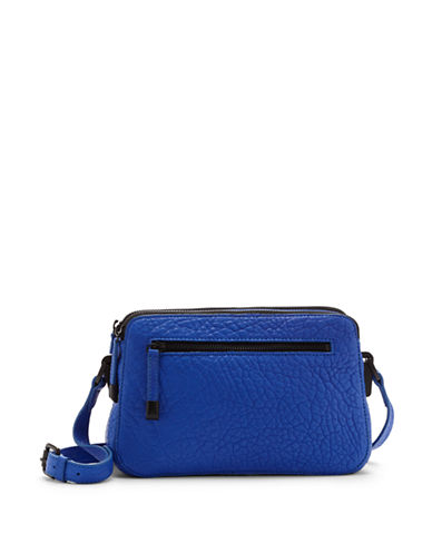 VINCE CAMUTO Riley Leather Small Crossbody Bag