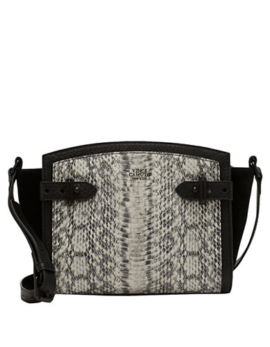 VINCE CAMUTO Top Zip Crossbody Bag