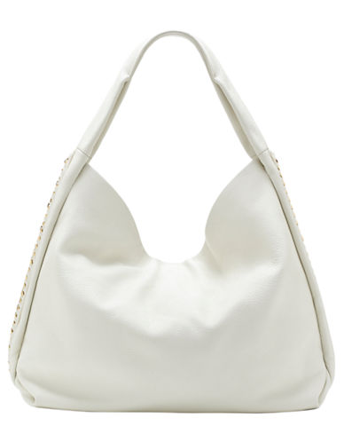 VINCE CAMUTOLeather Chain Hobo Bag