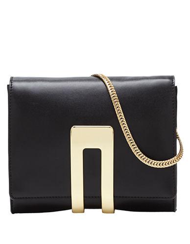 Vince Camuto Hazel Leather Crossbody Bag