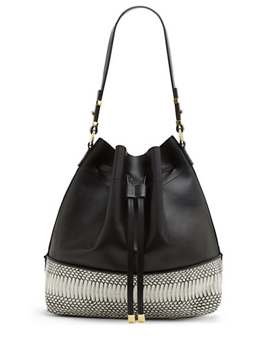 VINCE CAMUTOLeila Leather Drawstring Tote
