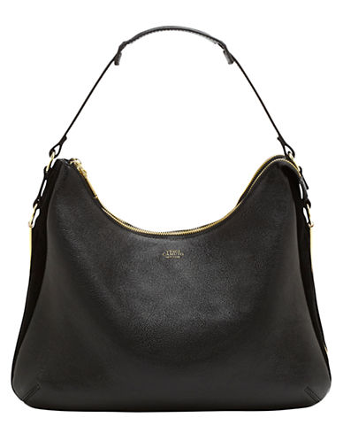 VINCE CAMUTO Sadie Leather Hobo Bag